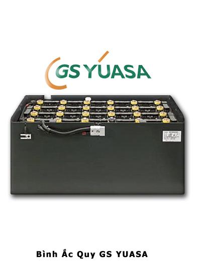 Ắc quy GS Yuasa cho xe nâng hàng